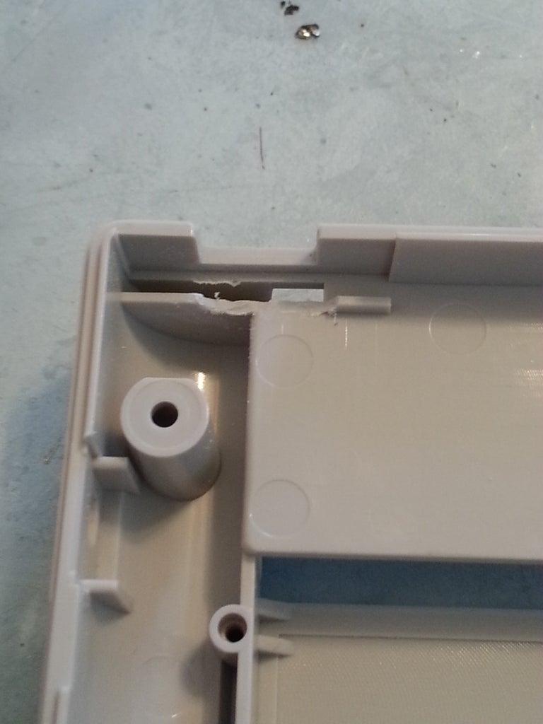 Game Boy Mod - IR Camera