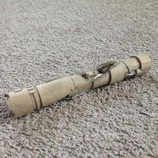 Custom Lightsaber Hilt From Cardboard