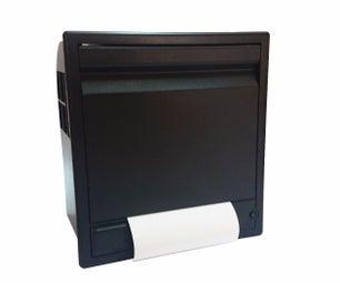Impresora Con Auto Corte Y Arduino