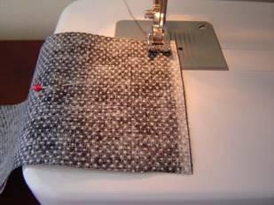 Sew One Side