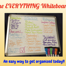 The EVERYTHING Whiteboard: Organization for Students