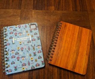 Custom Spiral Bound Journal