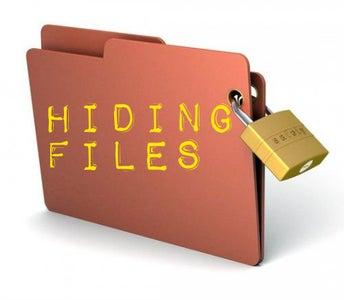 Lock.bat: Hide Your Files