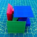 3 Piece Cube Puzzle