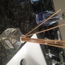 Reusing old bamboo reed diffusers