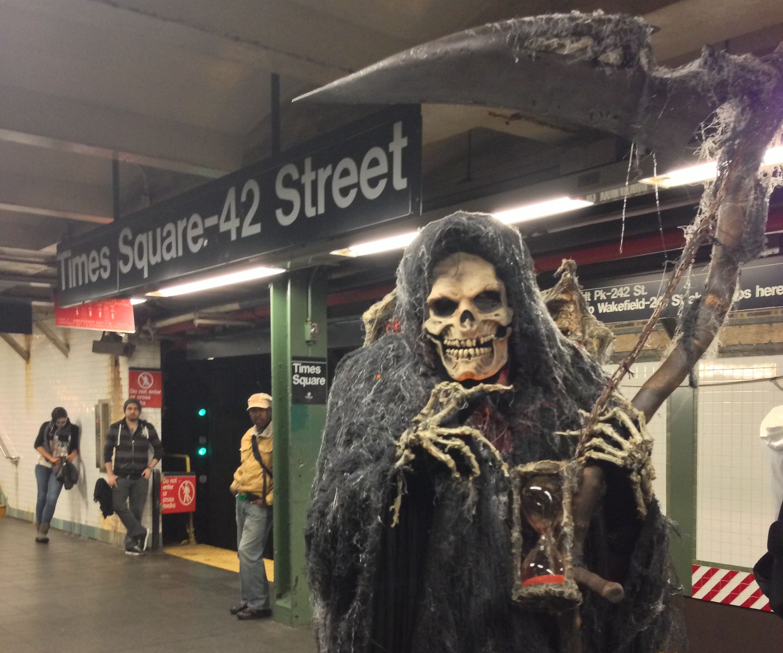 Angel of Death Grim Reaper Costume
