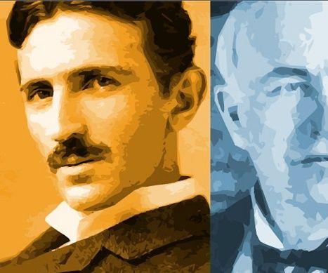 The Tesla Meets Edison Nixie Clock