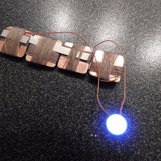 Water Powered Flashlight (v2)