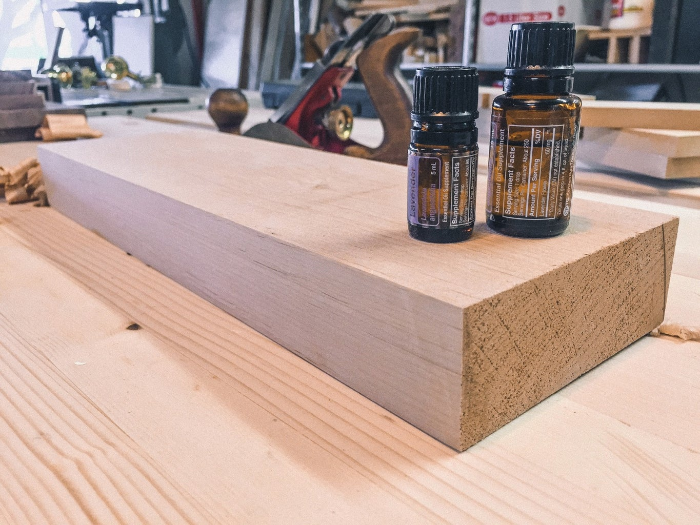 Wood Selection and Preperation