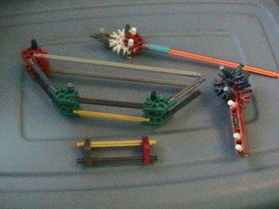 Assemble More Parts...