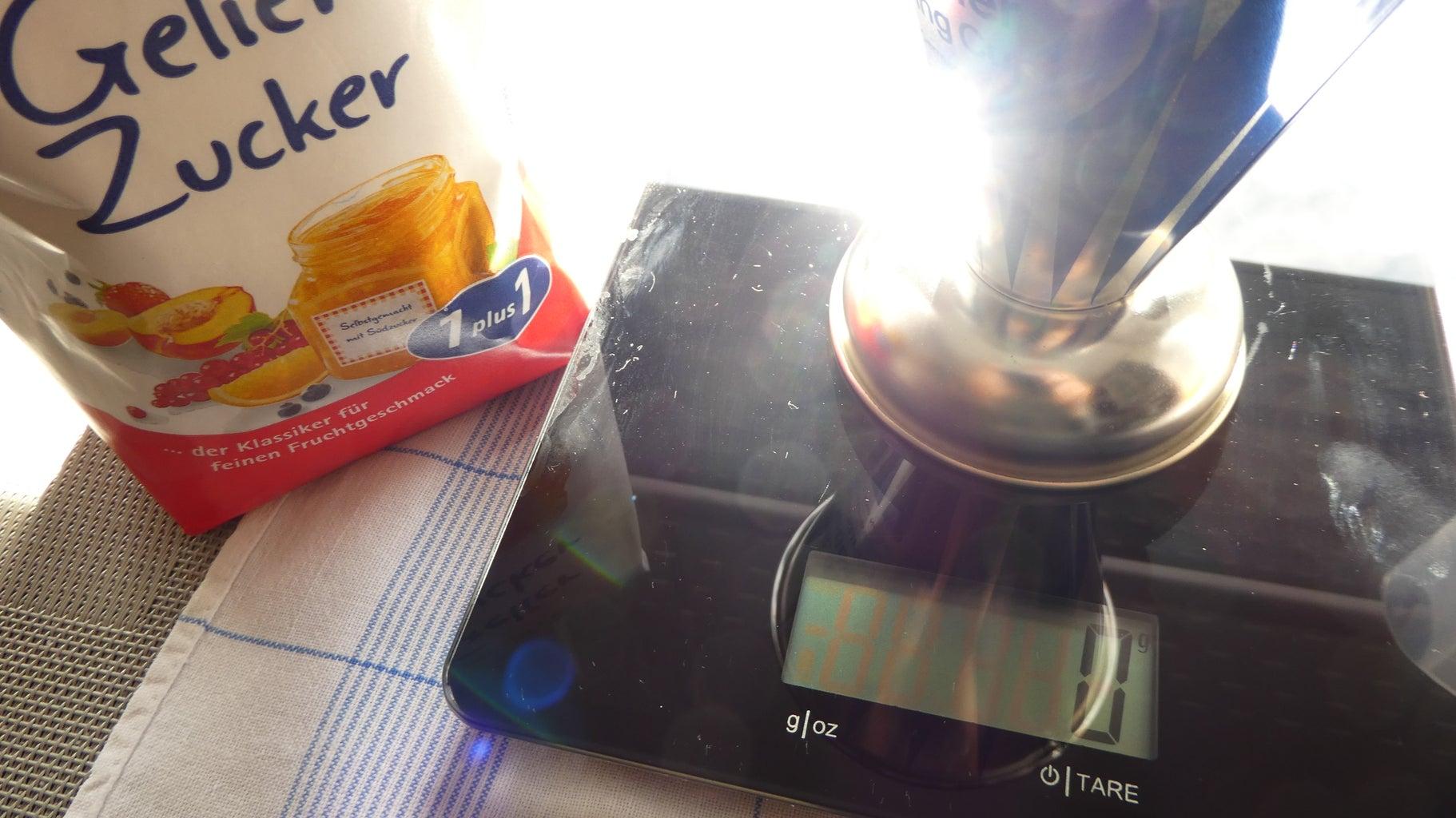 Gelling Sugar
