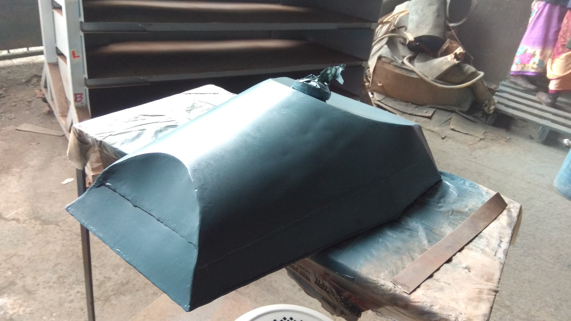Tank and Painting Part
