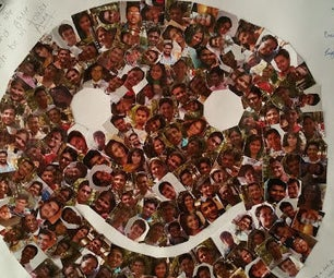 Together We Are One Smile - Farewell of College