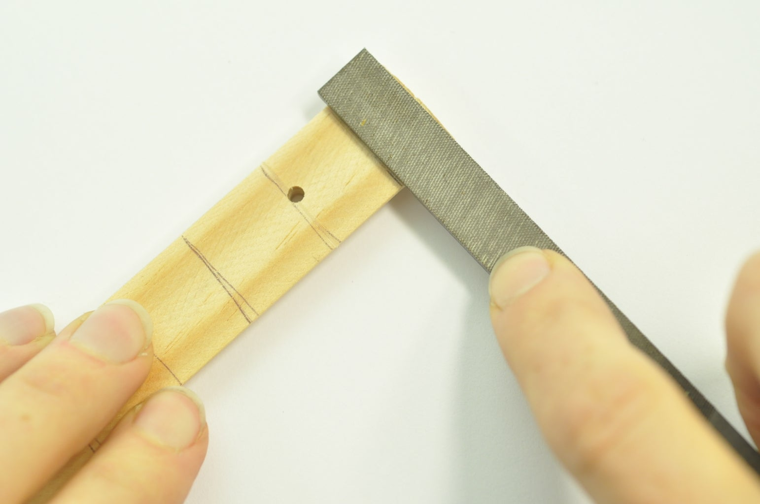 Prepare the Wooden Strips
