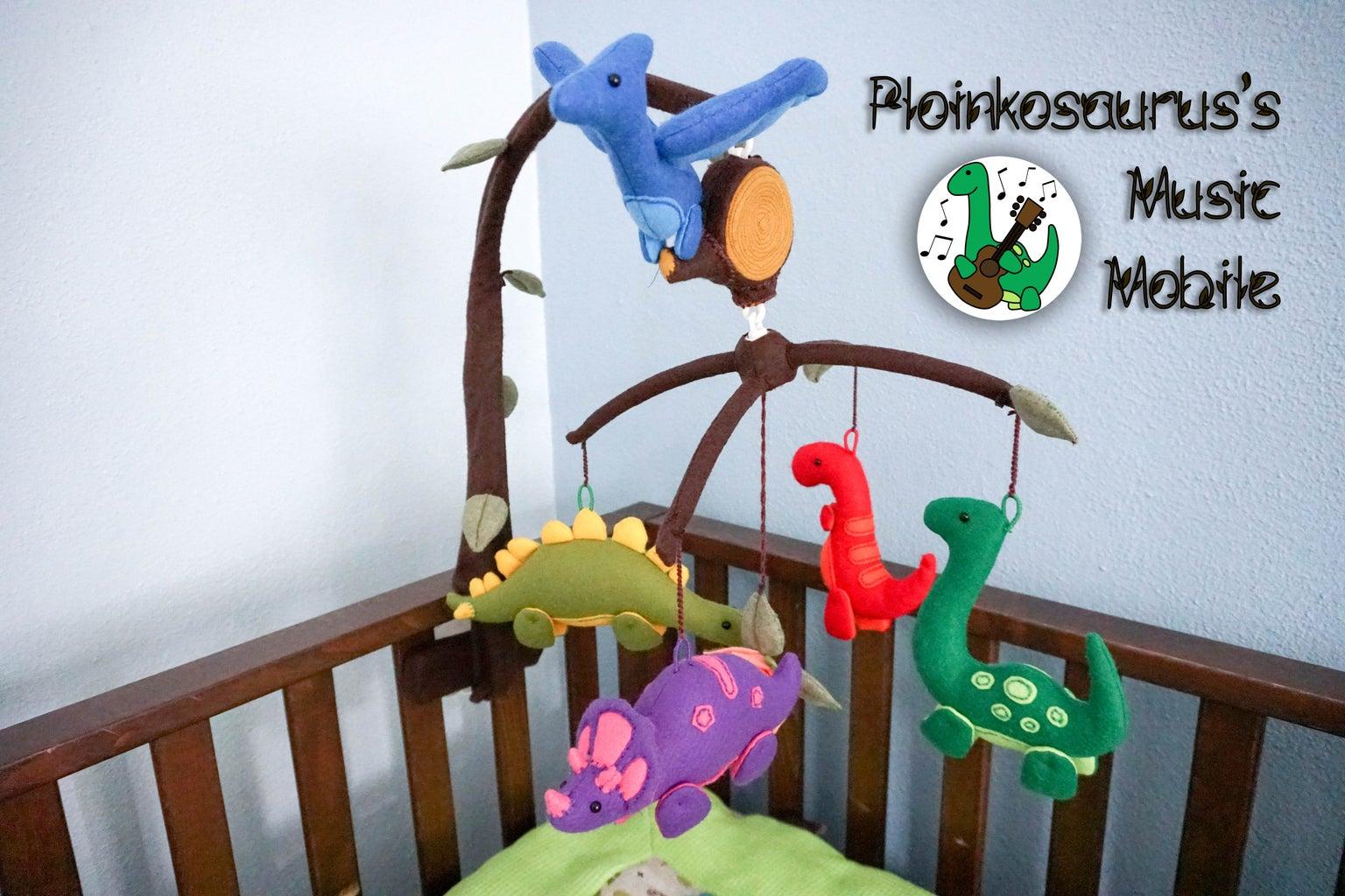 Ploinkosaurus's Music Mobile