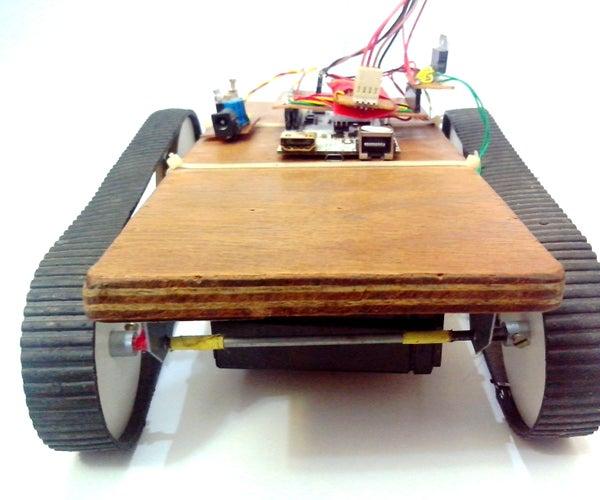 PCDUINO Robot