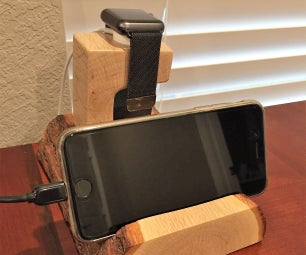 Apple Watch & IPhone Stand