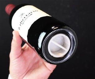 Wine Bottle Safe