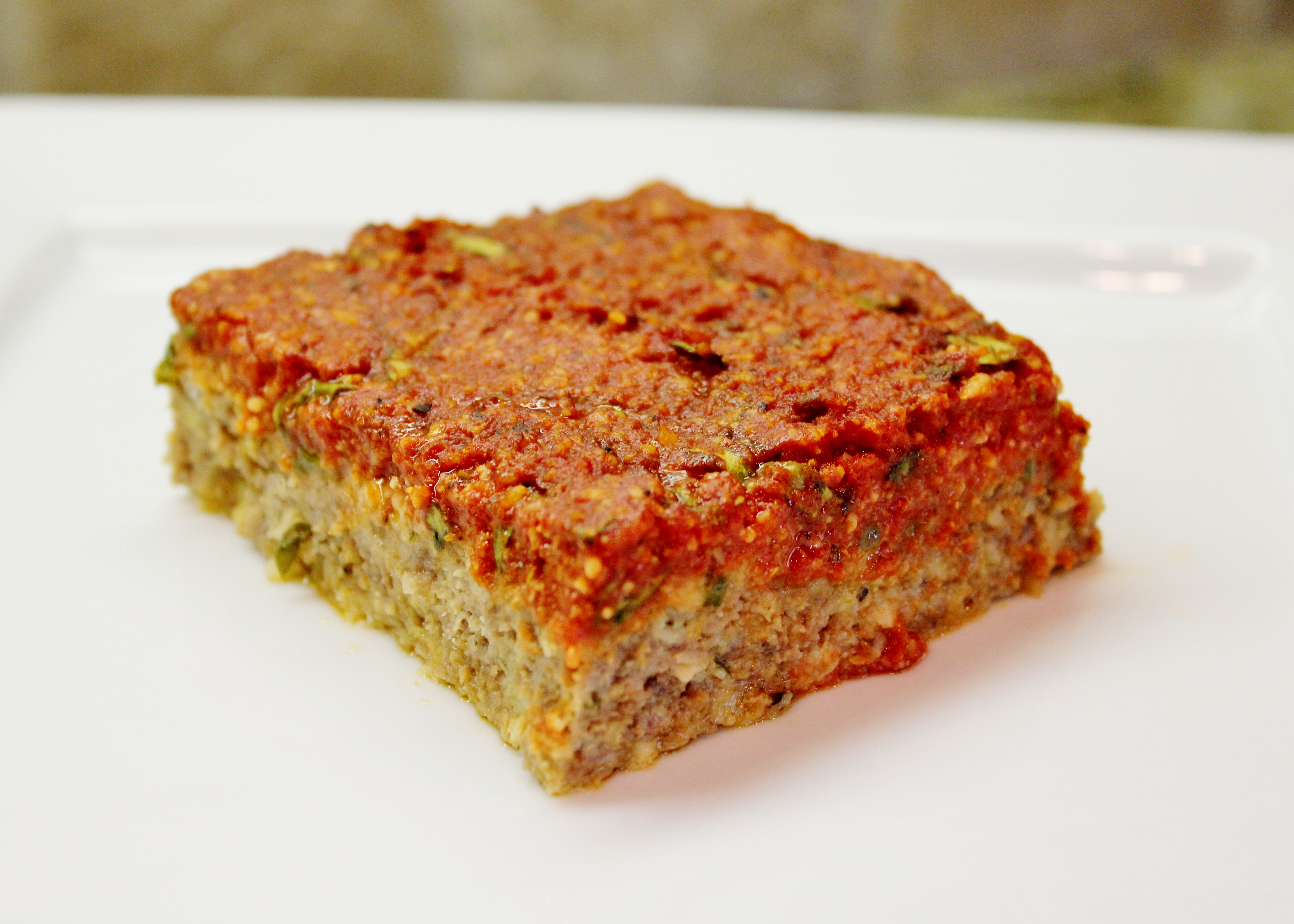 Meatball Bars (gluten free)