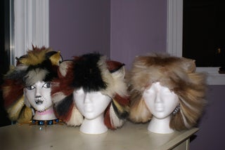 How To Make A Cats Wig 16 Steps With Pictures Instructables