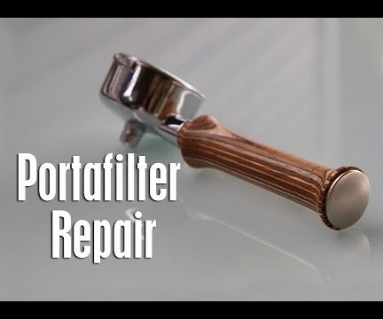 Portafilter Handle Repair