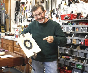 DIY Vacuum Clamp With Toilet Parts, My Best Shop Jig!