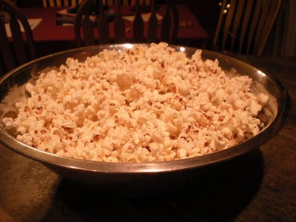 My Delectably Delicious Caramel Popcorn