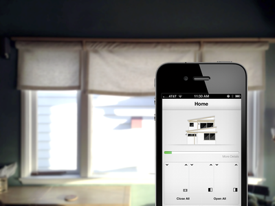 Control and Automate Window Shades With INSTEON