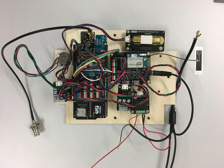 Programming the Edison