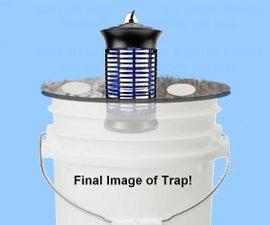 Mosquitoe Attractant Trap