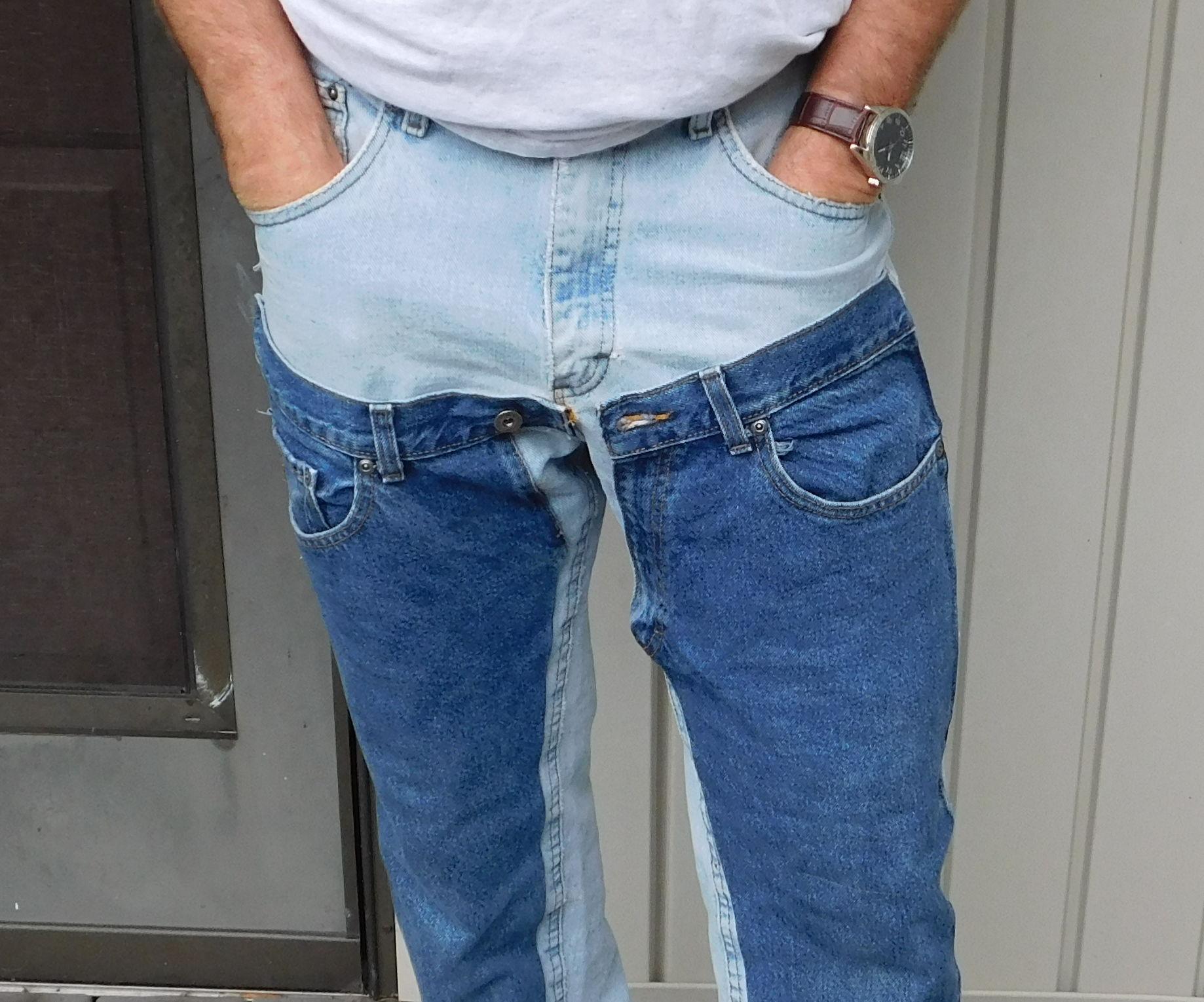 Droopy/Dad Jeans Repair