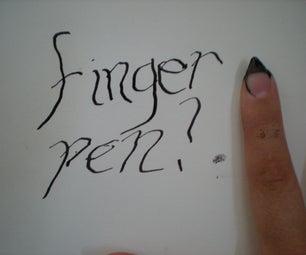 Finger Pen!