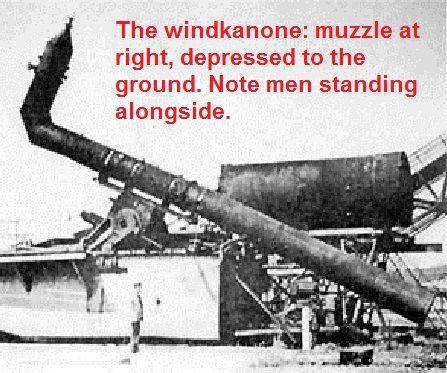 High Power Vortex Cannon