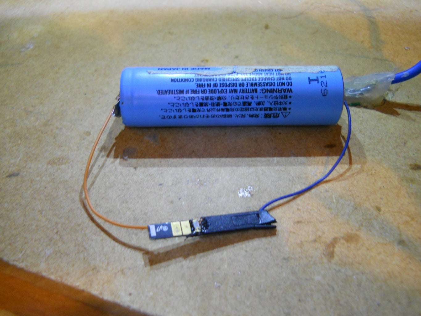 Heat Up Your Soldering Iron!