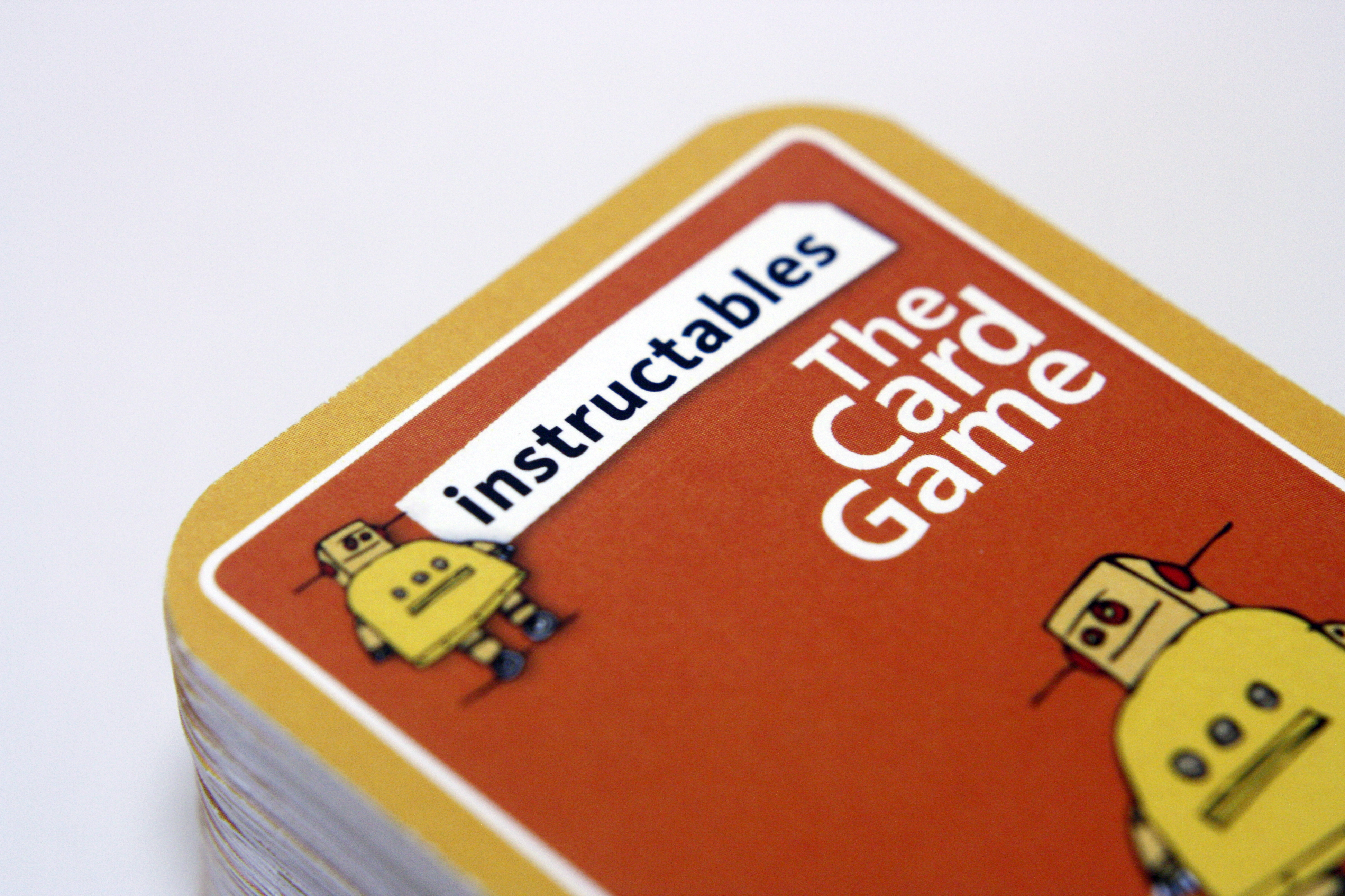 Top Trumps inspired Instructables Card Game