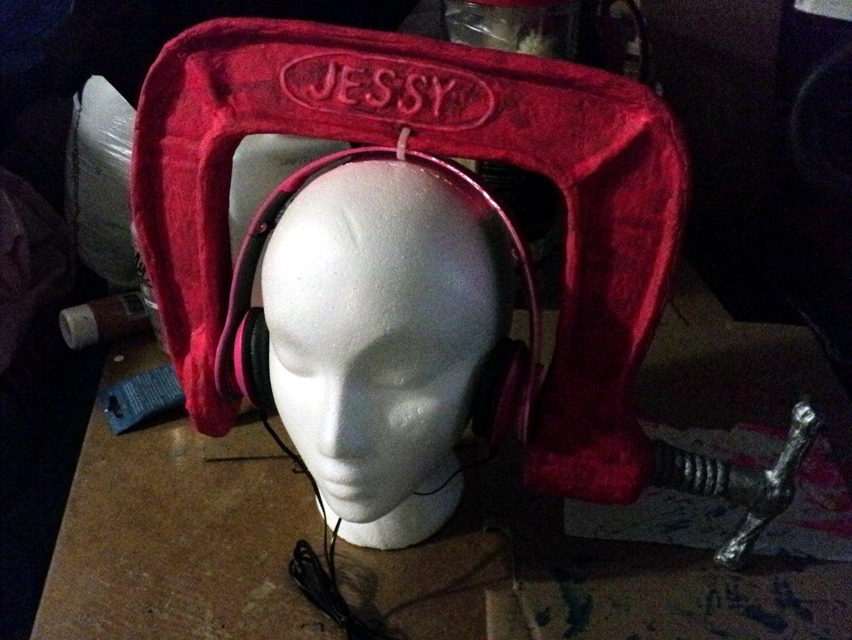 Cast Iron Headgear...
