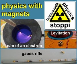 Physics With Magnets for Science & School