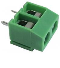 2-Pin PCB Mount Terminal Block Connector