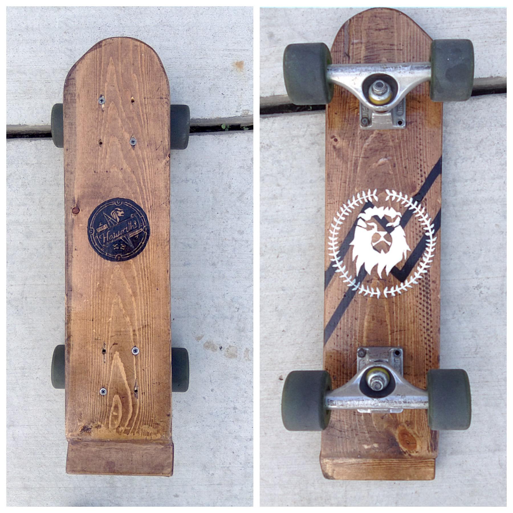 Cheap Retro Skateboard