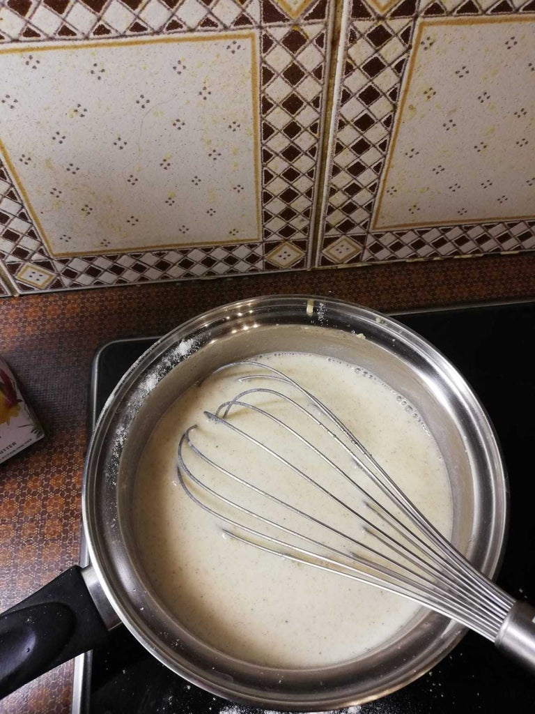 The Béchamel Sauce