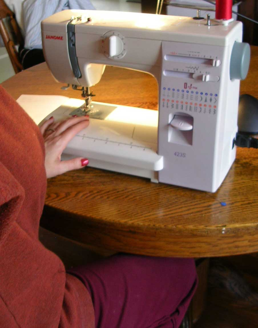 Other Hints to Help You Sew
