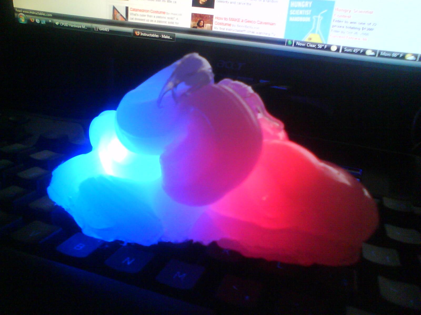 USB Ambient Light