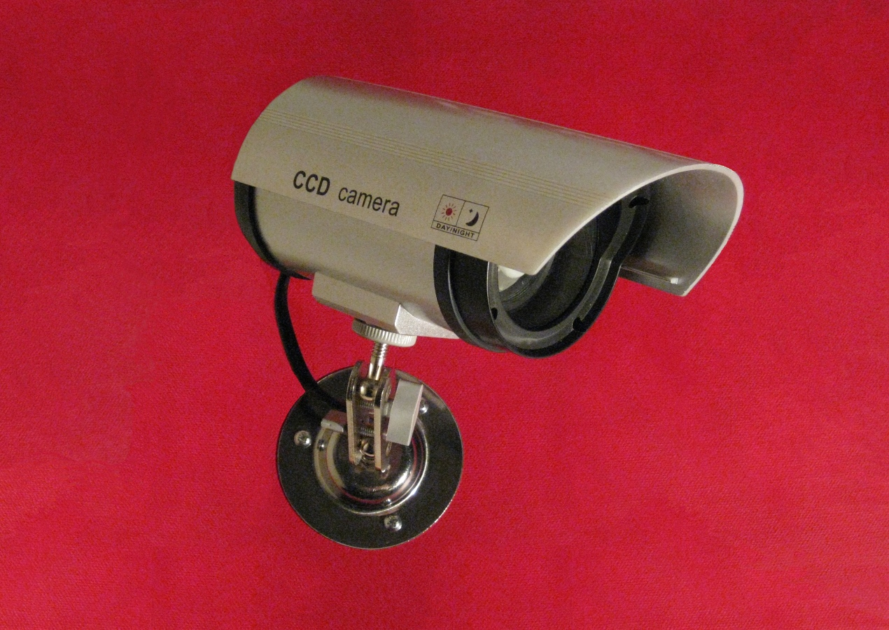 Security Camera Lamp