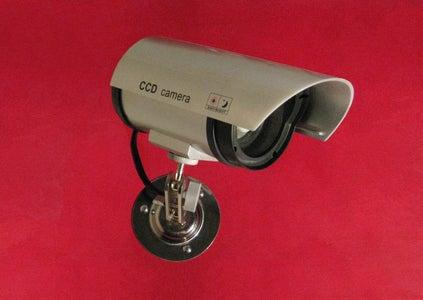 Security Camera Lamp