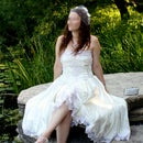 Upcycled Dream Wedding Dress & Accessories