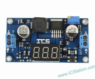 The Introduction of XL6009 Step-up Power Module DC-DC Converter