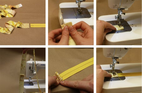 Sewing - Side Panel