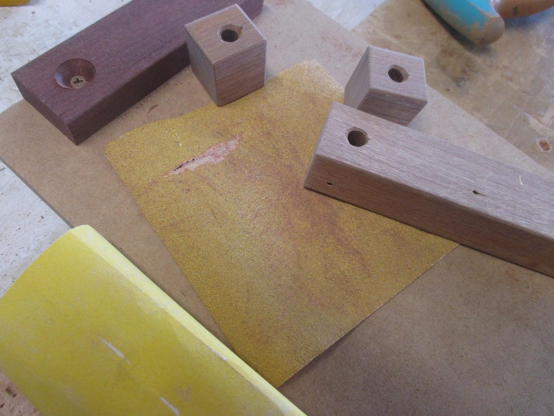 Sanding Parts