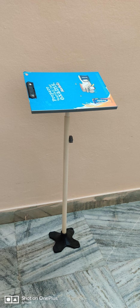3D Printed Music Stand