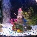 High Tech Aquarium LED Lighting for LESS